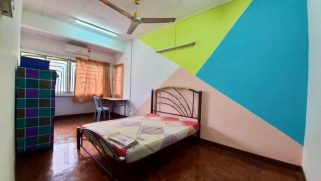 room for rent, medium room, ss 2, Immediate Move In!! Room For Rent at SS2,PJ