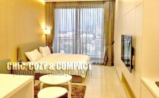 room for rent, studio, bangsar, CHIC, COZY & COMPACT SERVICED APARTMENT IN BANGSAR