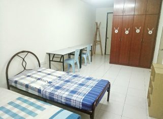 room for rent, master room, cyberjaya, Super Big Master Room with Attached Bathroom @ Cyberia Smarthomes