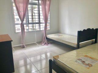 room for rent, medium room, setapak, Fully Furnished Middle Room For Rent in Setapak
