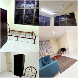 room for rent, medium room, shah alam, Non sharing room seksyen2 shah alam