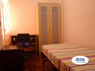 room for rent, medium room, taman seputeh, 100MBPS WIFI !! TAMAN SEPUTIH KUALA LUMPUR