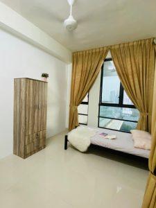 room for rent, medium room, setapak, Nearby Public Transport Fully Furnished Room for Rent [Setapak/Wangsa Maju]