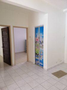 room for rent, apartment, bandar puchong jaya, [RENT] SRI KESIDANG APARTMENTS PARTIALLY FURNISHED AT PUCHONG JAYA