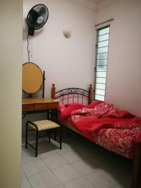 room for rent, medium room, kampung batu uban, Middle room in N-PARK RESORT CONDOMINIUM