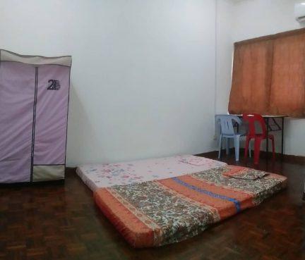 room for rent, medium room, bukit rahman putra, Affordarble room at Bukit Rahman Putra, Sg Buloh