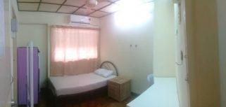 room for rent, medium room, tropicana indah, Room rent to stay at Tropicana Indah, PJ