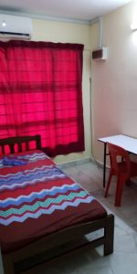 room for rent, medium room, taman tun dr ismail, Middle Room for Rent at TTDI, KL