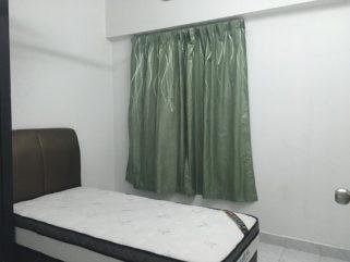 room for rent, single room, bukit jalil, Private single room