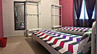 room for rent, master room, shah alam, Master Room For Rent at Pangsapuri Rimba Shah Alam