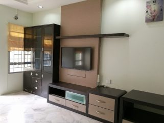 room for rent, apartment, puchong, Room D'kiara Apartment Puchong (Fully Furnished Free Air-Con)