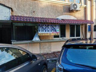 room for rent, apartment, bandar puchong jaya, [RENT] GRD FLOOR SRI CEMPAKA ARPARTMENT AT BANDAR PUCHONG JAYA