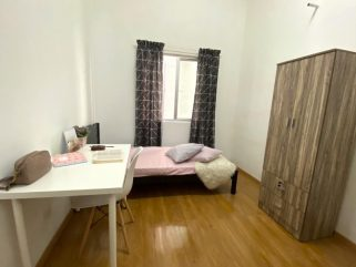 room for rent, single room, bukit jalil, Fully Furnished Room Available in Bukit Jalil