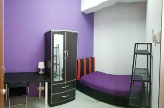 room for rent, medium room, ss18, SS18, Subang Jaya Room For Rent With Fully Furnished