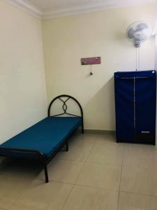 room for rent, medium room, setia alam, Setia Alam Room Rent with Fully Furnished
