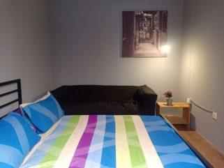 room for rent, landed house, jalan petaling, Single room for rent at Jalan Petaling, Kuala Lumpur City Centre,