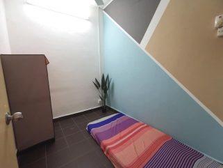 room for rent, medium room, damansara jaya, Room for Rent at Damansara Jaya with Facilities Provided