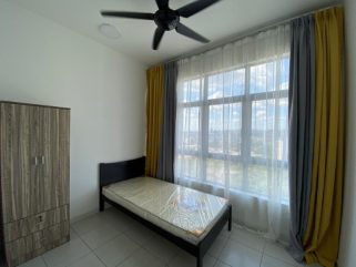 room for rent, single room, bukit jalil, Walking Distance to LRT Fully Furnished Room for Rent in Bukit Jalil.