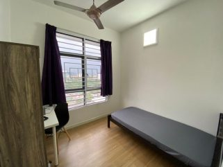 room for rent, single room, cheras, FREE Utilities Fully Furnished Single Room at Cheras