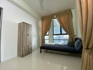room for rent, medium room, sentul, Nearby Public Transport Fully Furnished Room for Rent Sentul