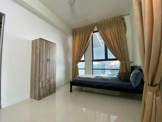 room for rent, medium room, sentul, Fully Furnished and Medium Room for Rent at Sentul