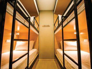 room for rent, medium room, bukit bintang, Shared Deluxe Dormitory (Super Single Bed)