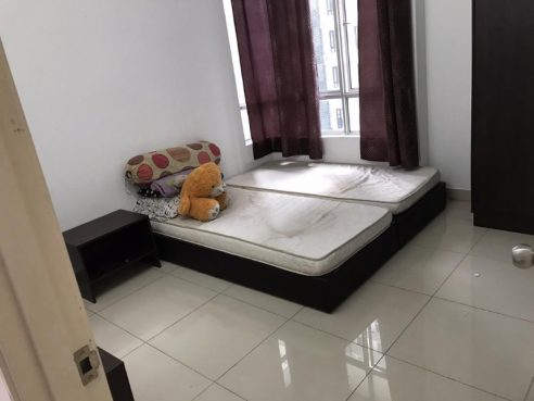 room for rent, master room, cyberjaya, Jobina