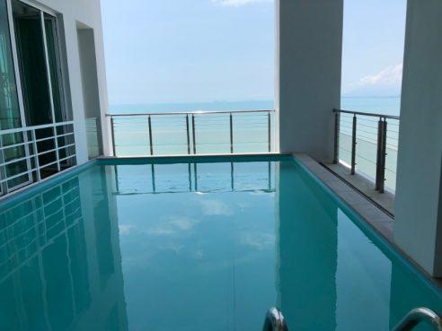 room for rent, single room, tanjung bungah, Inspirational Panoramic Views in Condo Penthouse.