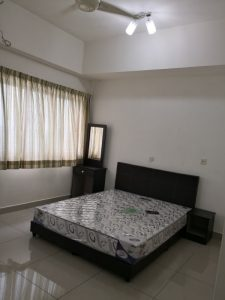 room for rent, master room, puchong, Master Bedroom for ladies The Wharf Residence Puchong