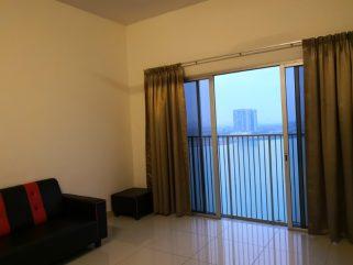room for rent, single room, taman tasik prima, Budget Room at The wharf residences