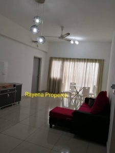 room for rent, medium room, puchong, Middle room at The wharf Residence