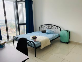 room for rent, master room, cheras, F.Furnished Nearby MRT Room For Rent CHERAS, Connaught