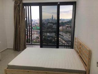 room for rent, medium room, jalan cheras, Fully Furnished Middle Room at EkoCheras Service Apartment, Cheras, Kuala Lumpur