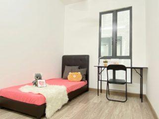 room for rent, single room, cheras, FREE UTILITES FULLY FURNISHED ROOM FOR RENT [Setapak/Wangsa Maju]