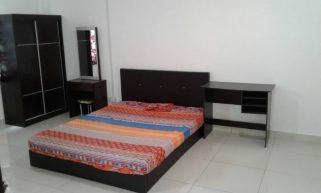 room for rent, medium room, bukit jalil, (FULLY FURNISHED ROOM) Bukit Jalil, Kl (Laman Bayu)