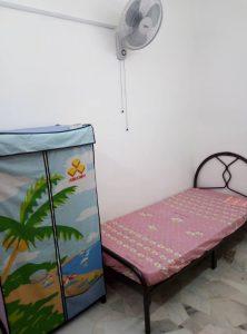 room for rent, medium room, damansara kim, Affordable Room Rent at SS20, Damansara Kim, Petaling Jaya