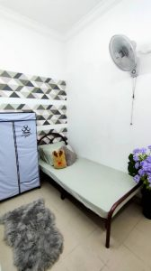 room for rent, medium room, ss18, Room Rent at SS18, Subang Jaya With Fully Furnished