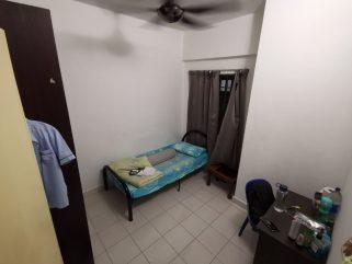 room for rent, medium room, cheras, MIDDLE Room in LANGAT JAYA CONDOMINIUM