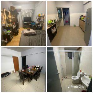 room for rent, medium room, cheras, Room For Rent Maluri Cheras Ampang Shamelin