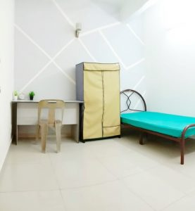 room for rent, medium room, ss 14, Room to Rent at SS 14, Subang Jaya with Fully Furnished