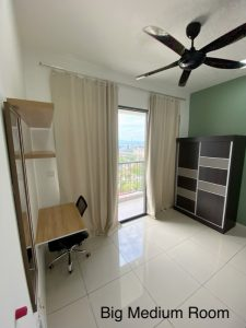 room for rent, medium room, bukit jalil, Big medium room for rent at bukit jalil