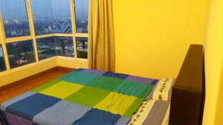 room for rent, master room, jalan pahang, VUE Residence Master Bedroom With Private Bath