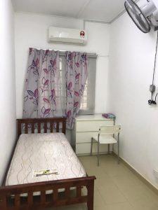room for rent, medium room, usj 6, Room for Rent at USJ 6, Subang Jaya Include Facilities
