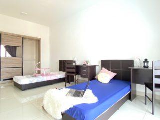 room for rent, master room, cheras, NEAR Awan Besar LRT Station Room For Rent in Bukit Jalil