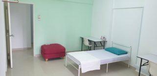 room for rent, single room, jalan hang isap, Bukit Bintang Sri Emas Pool Condo