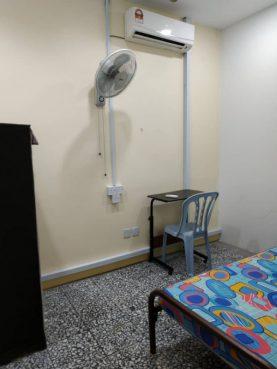 room for rent, medium room, ss7, Room for Rent at Kelana Jaya SS5 with Amenities