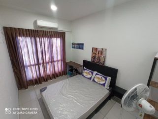 room for rent, medium room, kuchai entrepreneurs park, Middle Room at SPRING AVENUE Kuchai Lama