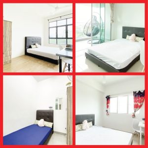 room for rent, medium room, bukit jalil, Fully Furnished Room Available in Bukit Jalil