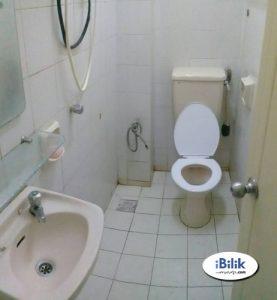 room for rent, medium room, pjs 9, Room for Rent at PJS 9, Bandar Sunway, Subang Jaya with Facilities
