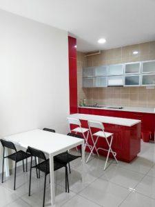 room for rent, single room, jalan klang lama, OUG Parklane Cozy fully furnished small bedroom